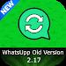 Download استرجاع الواتس اب القديم الاصدار الأول 2.3 APK
