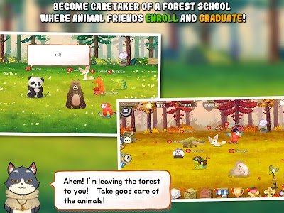 Download Animal Forest : Fuzzy Seasons 157 APK