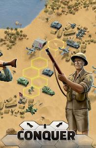 screenshot of 1943 Deadly Desert version 1.3.0