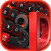 Download 3D Black Red Keyboard 10001003 APK
