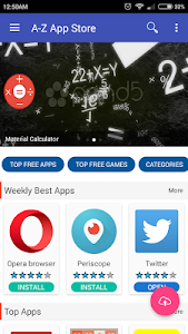 Download A-Z App Store 1.0.5 APK