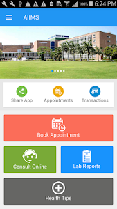 Download The AIIMS App 2.0 APK