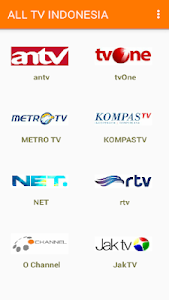 Download ALL CHANNEL TV INDONESIA 8.0.0 APK