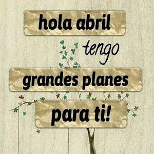 Download Abril Frases Imágenes Inicio Mes Gratis 100 Apk