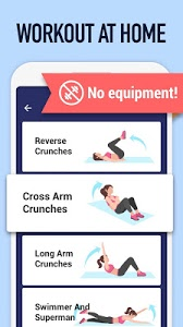 Download Abs Workout - Burn Belly Fat with No Equipment 1.2.0 APK