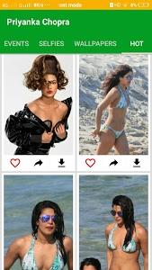 screenshot of Actress Hot Photos version 4.0.8