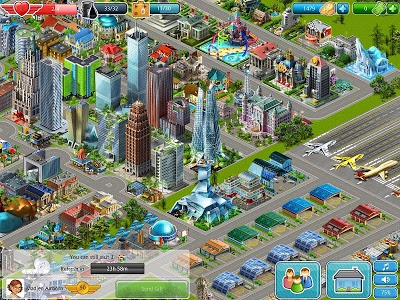 screenshot of Airport City: Airline Tycoon version 5.2.15
