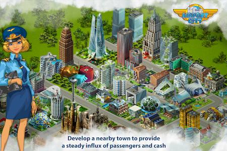 screenshot of Airport City version 5.0.12