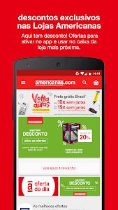 screenshot of Americanas: Compras online com as melhores ofertas version 2.55.0