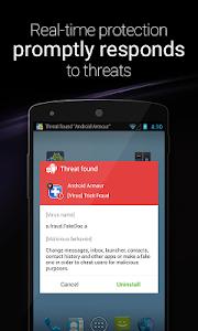 screenshot of Antivirus Free-Mobile Security version 7.3.20.02