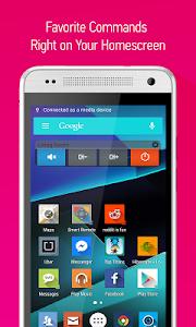 screenshot of AnyMote Universal Remote + WiFi Smart Home Control version 4.6.9