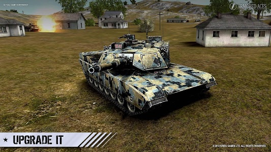 Download Armored Aces - 3D Tank War Online 3.0.3 APK