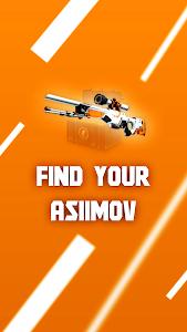 Download Asiimov finder | csgo skins 1.2.5 APK