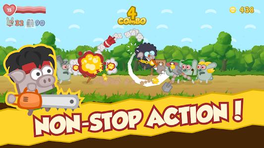 Download Bacon May Die - Fun Run & Gun Fighting Game 1.0.59 APK