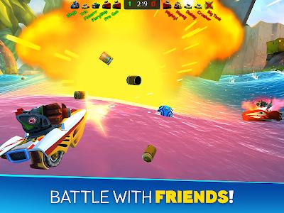 screenshot of Battle Bay version 4.2.22023