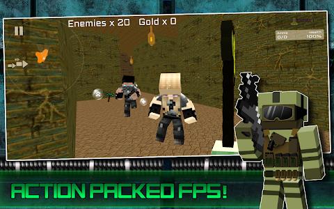 screenshot of Battle Craft: Mine Field 3D version C10.1