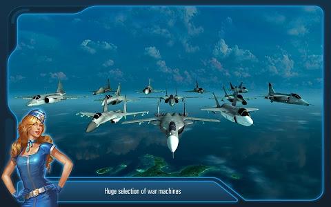 screenshot of Battle of Warplanes: Airplane Games War Simulator version 2.80