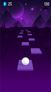 screenshot of Tiles Hop: Forever Dancing Ball version 2.0.6