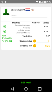 Download BetsWall Betting Tips and Coupon Sharing Platform 1.27 APK