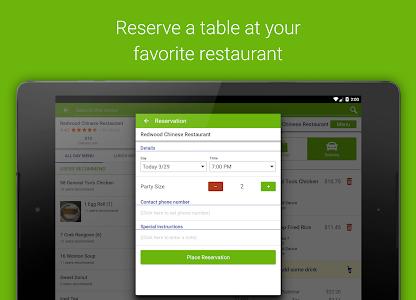 screenshot of BeyondMenu Food Delivery version Varies with device