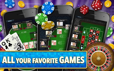 screenshot of Big Fish Casino – Free Slots version 6.0.7