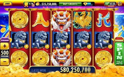 screenshot of Big Bonus Slots - Free Las Vegas Casino Slot Game version 1.55.0