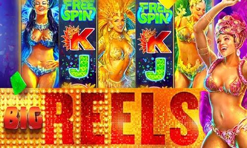 screenshot of Big Bonus Slots Free Slot Game version 1.10.1