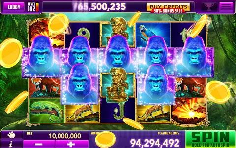 screenshot of Big Bonus Slots - Free Las Vegas Casino Slot Game version 1.62.0