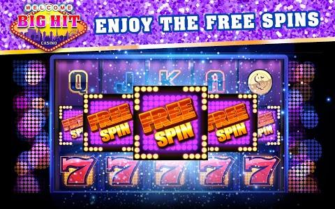 screenshot of Big Hit Las Vegas Casino Slots version 1.0.0
