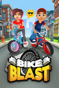 screenshot of Bike Blast version 1.0.1