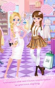 screenshot of Blair's School Boutique version 1.1