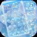 Download Blue Diamond Glitter Theme Wallpaper 1.1.6 APK