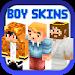 Download Boy Skins for Minecraft PE 4.7 APK