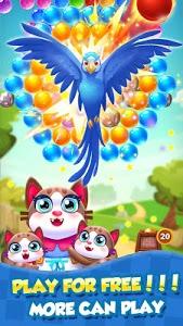 screenshot of Bubble Shooter version 1.0.0