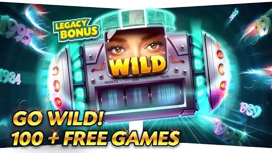 screenshot of Caesars Slot Machines & Games version 1.45.6