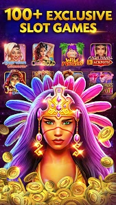 screenshot of Caesars Slots: Free Slot Machines and Casino Games version 2.47.1