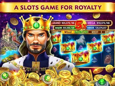 screenshot of Caesars Slots: Free Slot Machines and Casino Games version 2.76