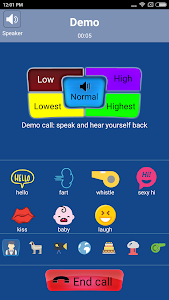 Download Call Voice Changer - IntCall 9.3 APK