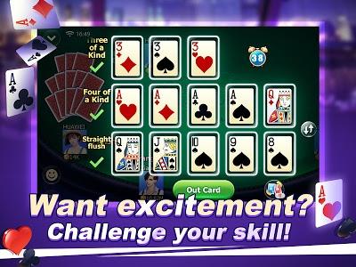 Download Capsa Susun online - Chinese Poker & Full house 1.7.5 APK