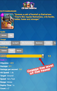 Download Card Infos for Clash Royale 2.4 APK