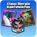 Card Infos for Clash Royale