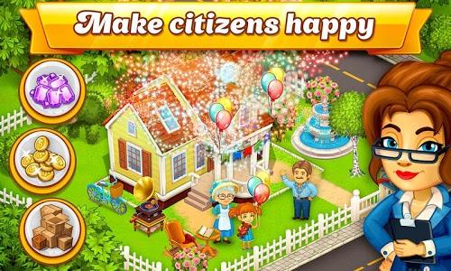 Download Cartoon City: farm to village. Build your home 1.68 APK