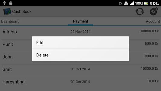 Download Cash Book 2.3 APK