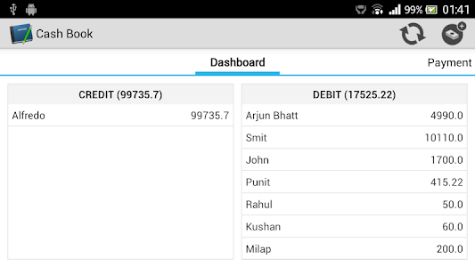 Download Cash Book 2.3 APK