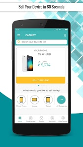 Download Cashify -Sell Used Phones & Laptops 3.2.3 APK