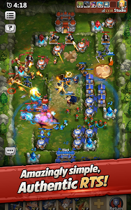 Download Castle Burn - RTS Revolution 1.2.8 APK