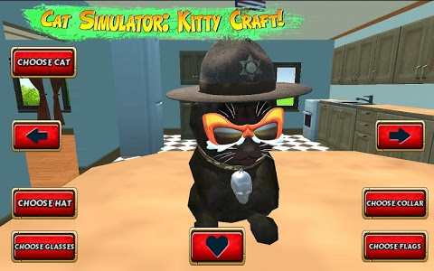 screenshot of Cat Simulator : Kitty Craft version 1.021