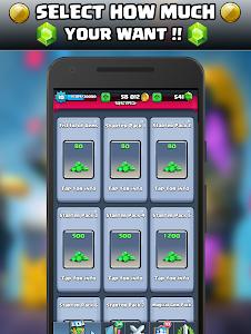 Download Cheat Gems for Clash Royale - Prank 0.0.1 APK