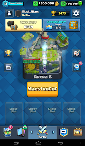 Download Cheats Clash Royale Prank 1.0 APK