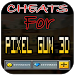Download Cheats For 3D Pixel Gun _Prank 1.0 APK